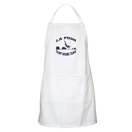 La Push Cliff Diving Team TM BBQ Apron