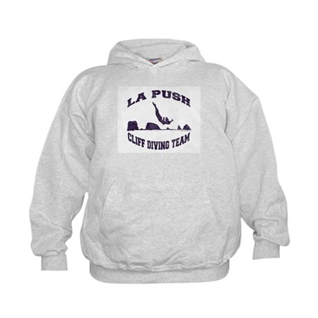 La Push Cliff Diving Team TM Kids Hoodie