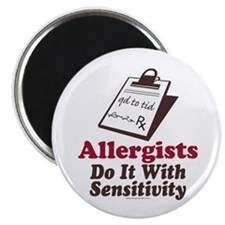"Allergist Immunologist 2.25"" Magnet (100 pack)"