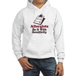 Allergist Immunologist Hooded Sweatshirt