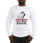 Allergist Immunologist Long Sleeve T-Shirt