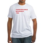 Kind Words Fitted T-Shirt