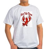 Crawfish Hot Tub T-Shirt