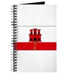 Gibraltar Blank Flag Journal