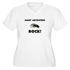 Giant Anteaters Rock! T-Shirt