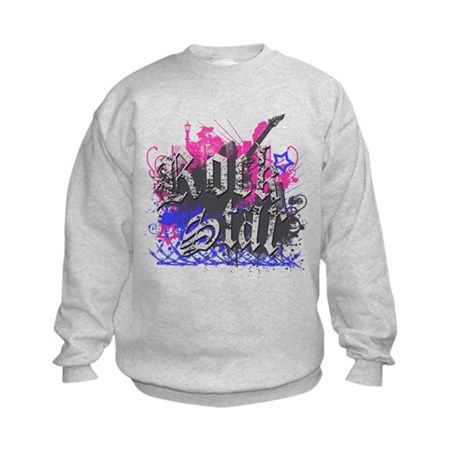 Rock Star Kids Sweatshirt