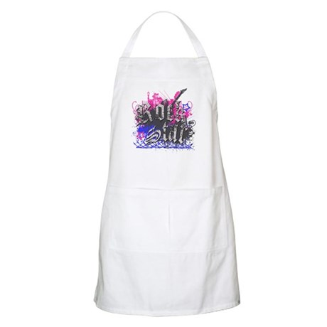 Rock Star BBQ Apron