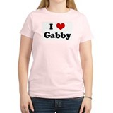 I Love Gabby T-Shirt