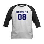 Madewell 08 Kids Baseball Jersey