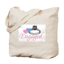 Engaged Tote Bag