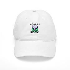 Cobras Rock! Baseball Cap