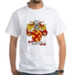 Camacho Family Crest White T-Shirt