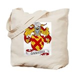 Camacho Family Crest Tote Bag
