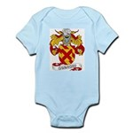 Camacho Family Crest Infant Creeper