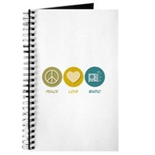 Peace Love Radio Journal