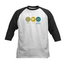 Peace Love Public Relations Tee