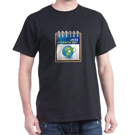 Earth Day - Diary Dark T-Shirt