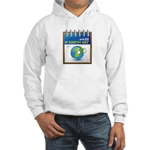Earth Day - Diary Hooded Sweatshirt