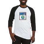 Earth Day - Diary Baseball Jersey