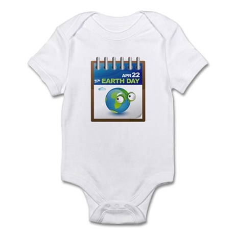 Earth Day - Diary Infant Bodysuit