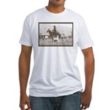 <b>Barrel Racing #14 Fitted T</b>