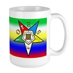 OES Fancy Large Mug