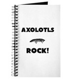 Axolotls Rock! Journal