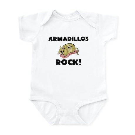 Armadillos Rock! Infant Bodysuit
