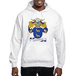 Cervantes Family Crest Hooded Sweatshirt