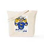 Cervantes Family Crest Tote Bag