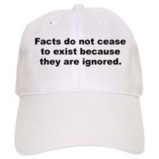 Unique Aldous huxley quote Baseball Cap