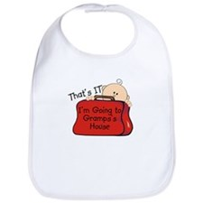 Going to Gramps's Funny Bib