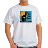 Le Cafe' Noir Hound T-Shirt