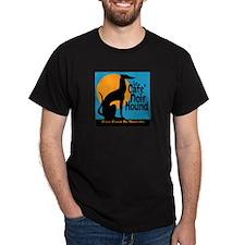 Le Cafe' Noir Hound T-Shirt
