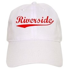 Vintage Riverside (Red) Baseball Cap
