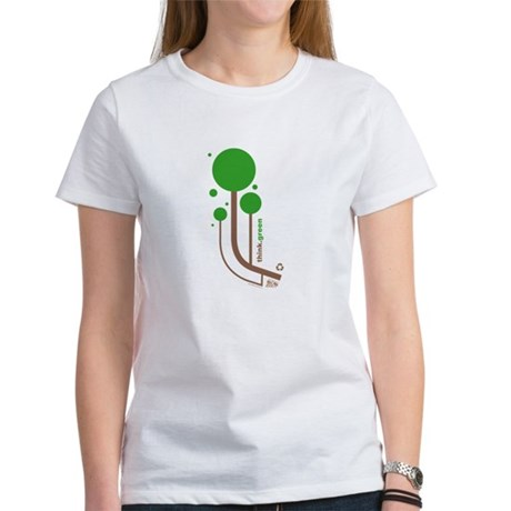 Green Thinker Women's T-Shirt