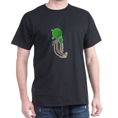 Green Thinker Dark T-Shirt
