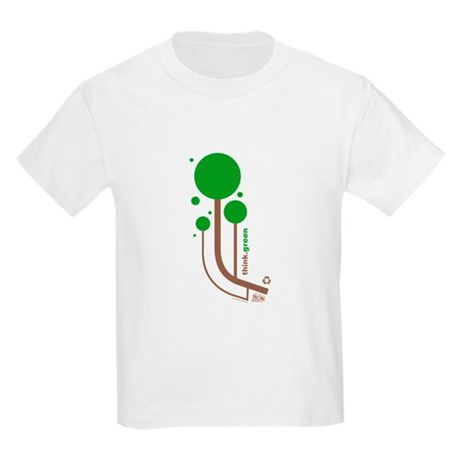 Green Thinker Kids Light T-Shirt