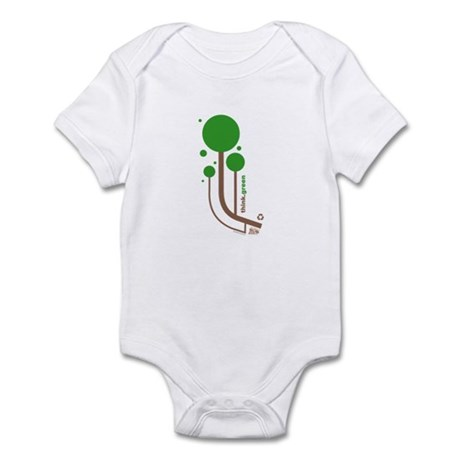 Green Thinker Infant Bodysuit