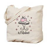 Fabulous 40 Tote Bag