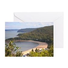 Pearl Beach, Central Coast Greeting Cards (10 Pk)