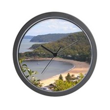 Pearl Beach, Central Coast Wall Clock