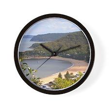 Pearl Beach, Central Coast Wall Clock