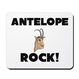 Antelope Rock! Mousepad