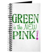 GREEN IS THE NEW PINK Journal