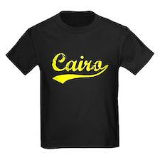 Vintage Cairo (Gold) T