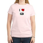 I Love GD Women's Light T-Shirt