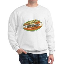 Mentalmucil Think Regularly Sweatshirt