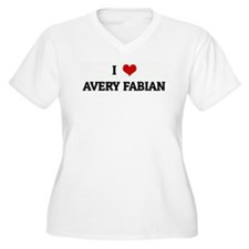 I Love AVERY FABIAN T-Shirt