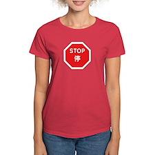 Stop, Hong Kong Tee